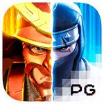 ninja vs samurai slot
