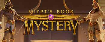 Egypt's Book of Mystery logo